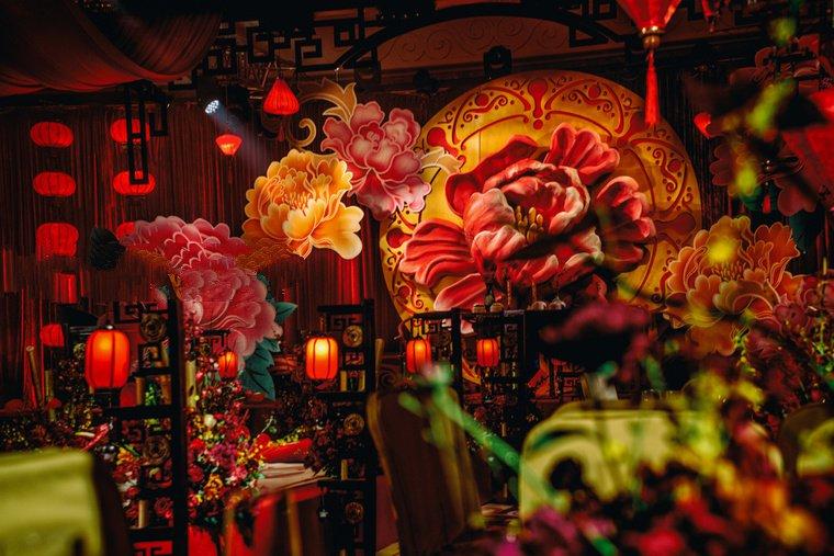 中式主题婚礼《繁锦》26888
